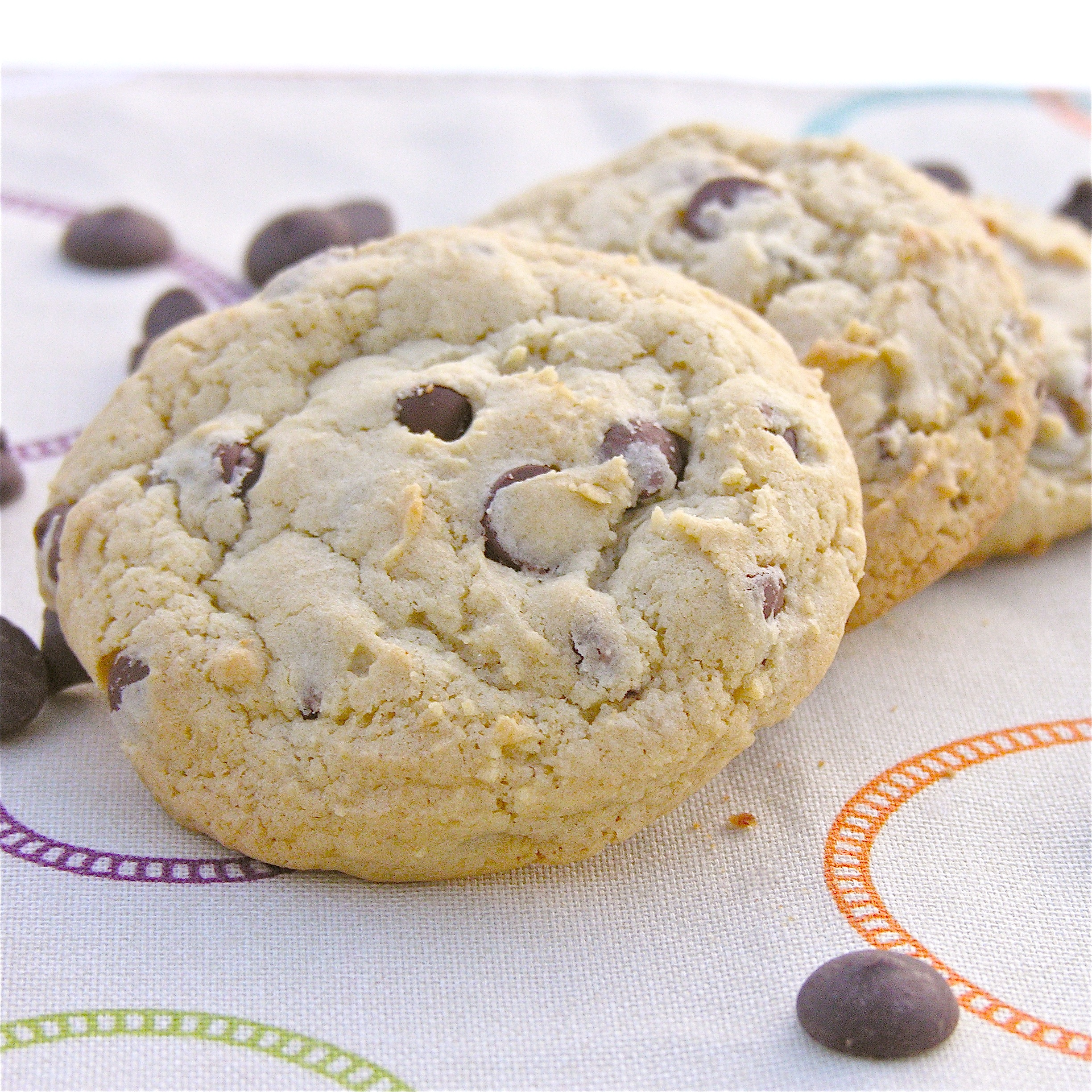 Everyone needs a great recipe for chocolate chip cookies. For big ...