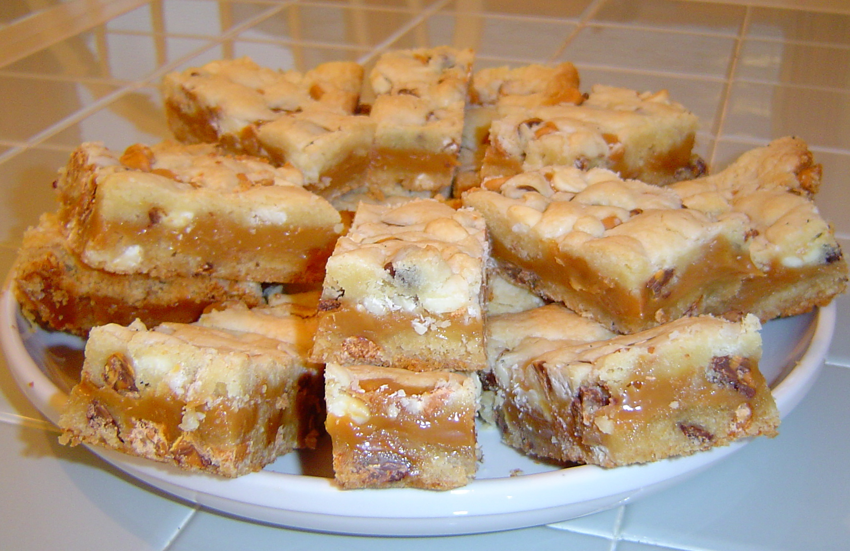Carrot Cake With White Chocolate Chips