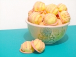 Raspberry Lemonade Truffles