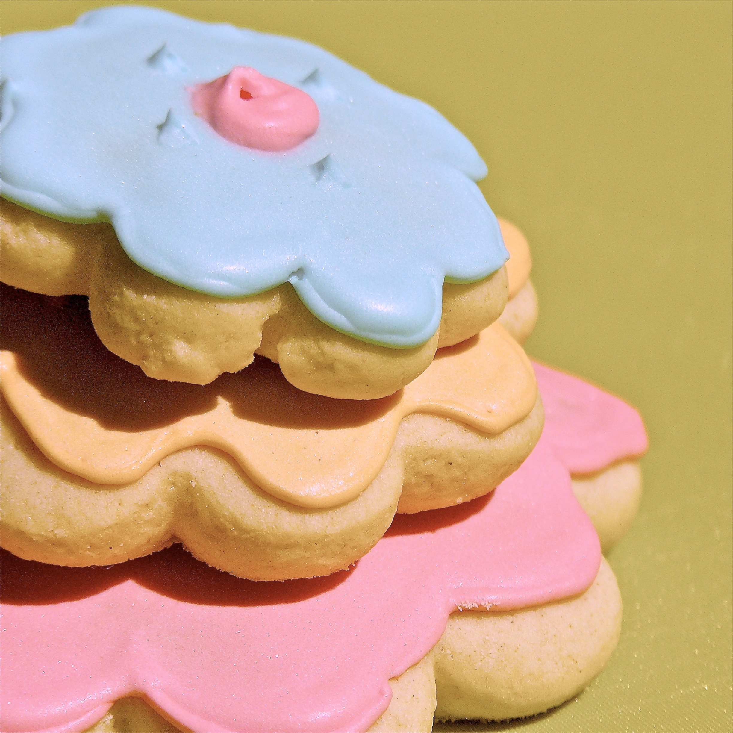 Easy Cookie Icing Recipe — Dishmaps