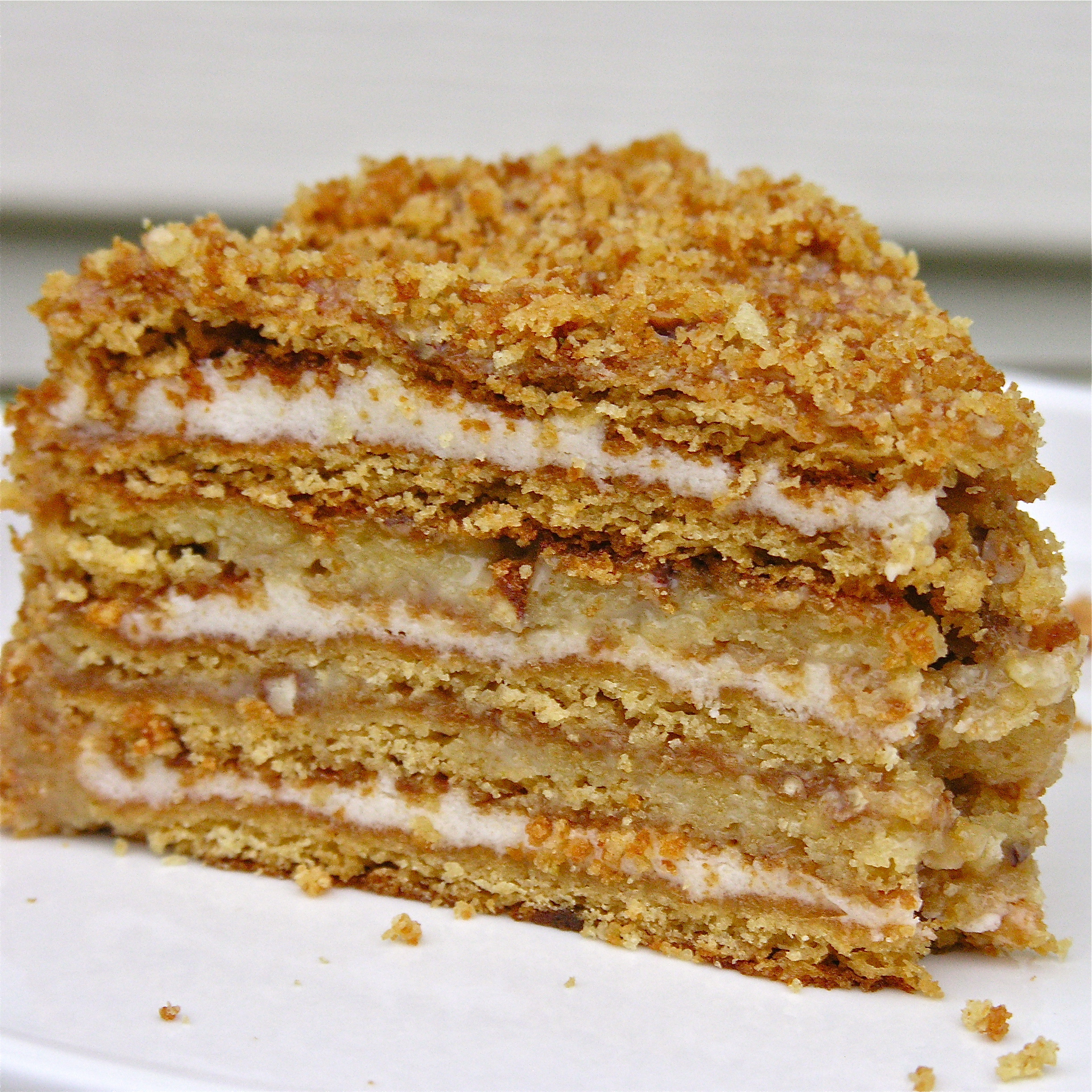 Images Of Cake With Name Honey : Medovnik Honey Cake eASYbAKED
