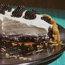 Blackberry Tart!