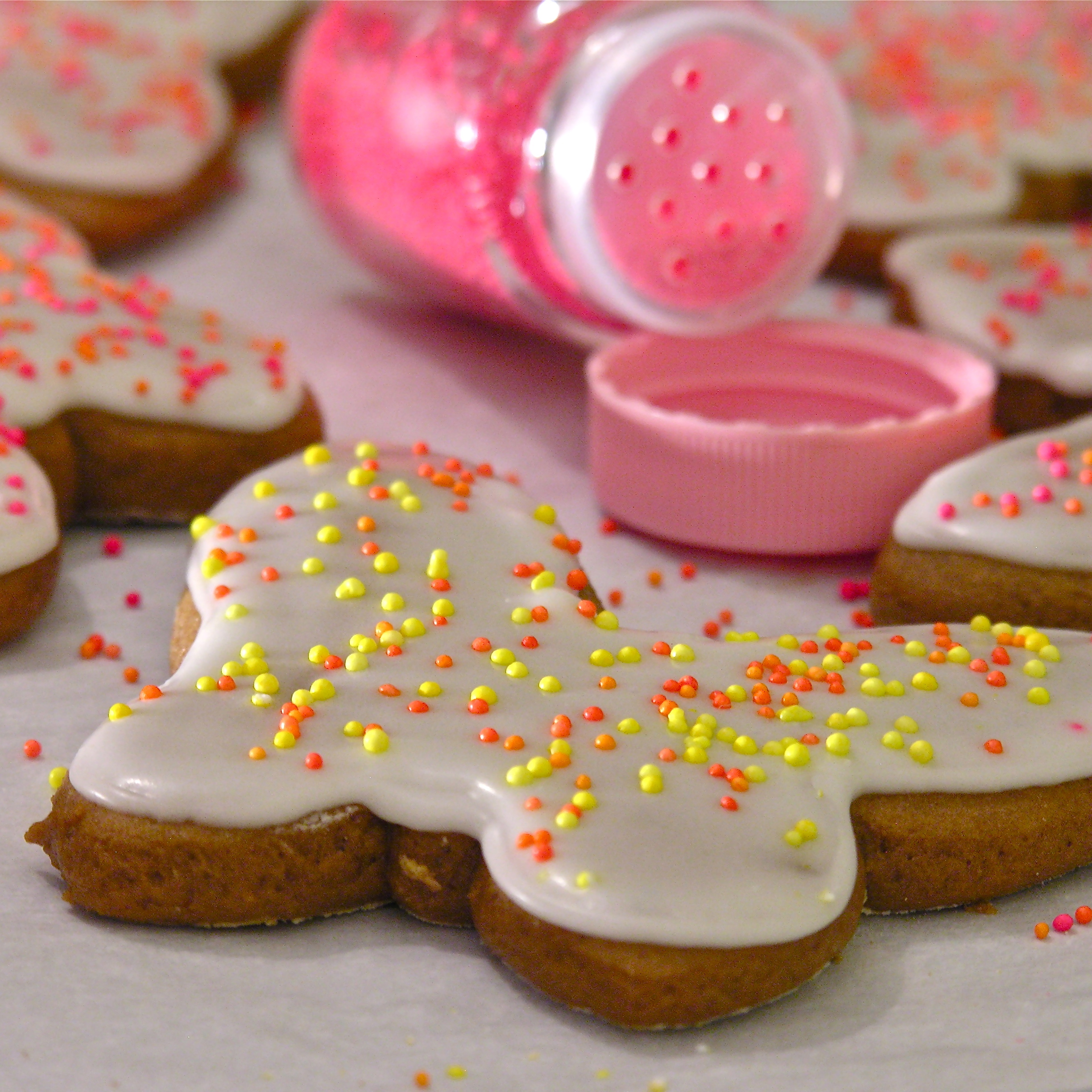Gingerbread Cut Out Cookies Easybaked