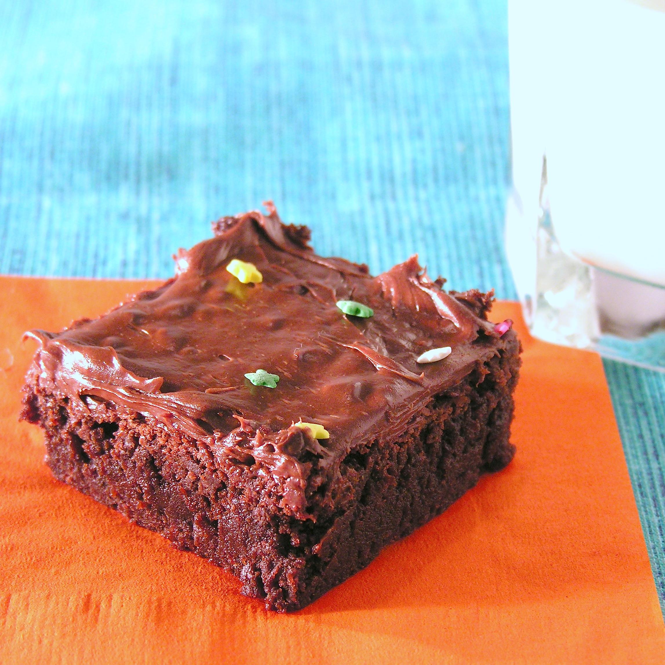 Fudge Brownies Easybaked