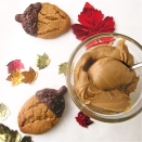 Peanut butter Acorn Cookies!