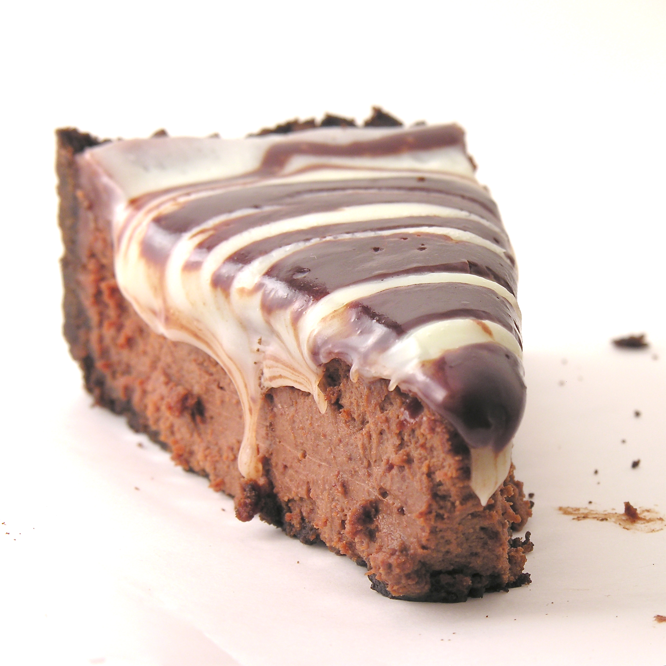 Triple Chocolate Cheesecake | eASYbAKED