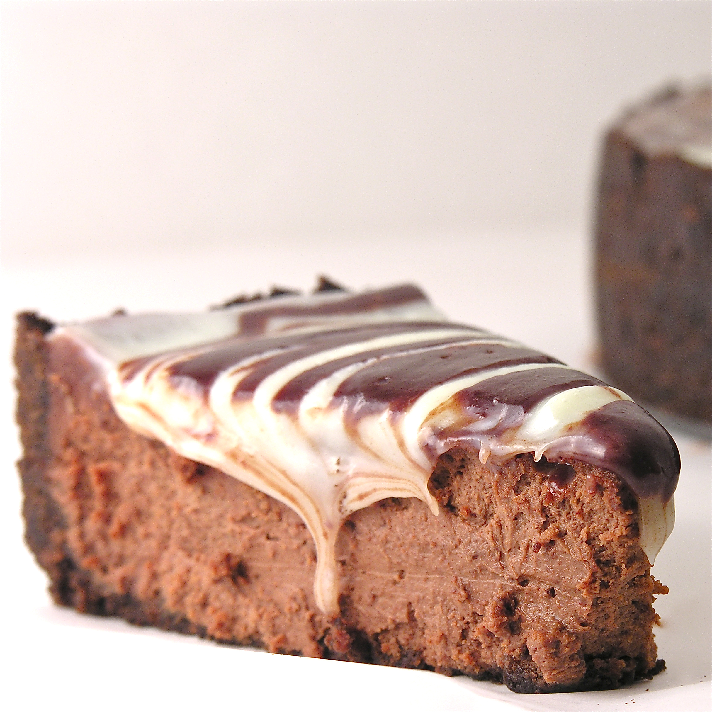 Chocolate Cake With Cream Cheese And Chocolate Chips