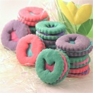 Easy Easter cut out cookies
