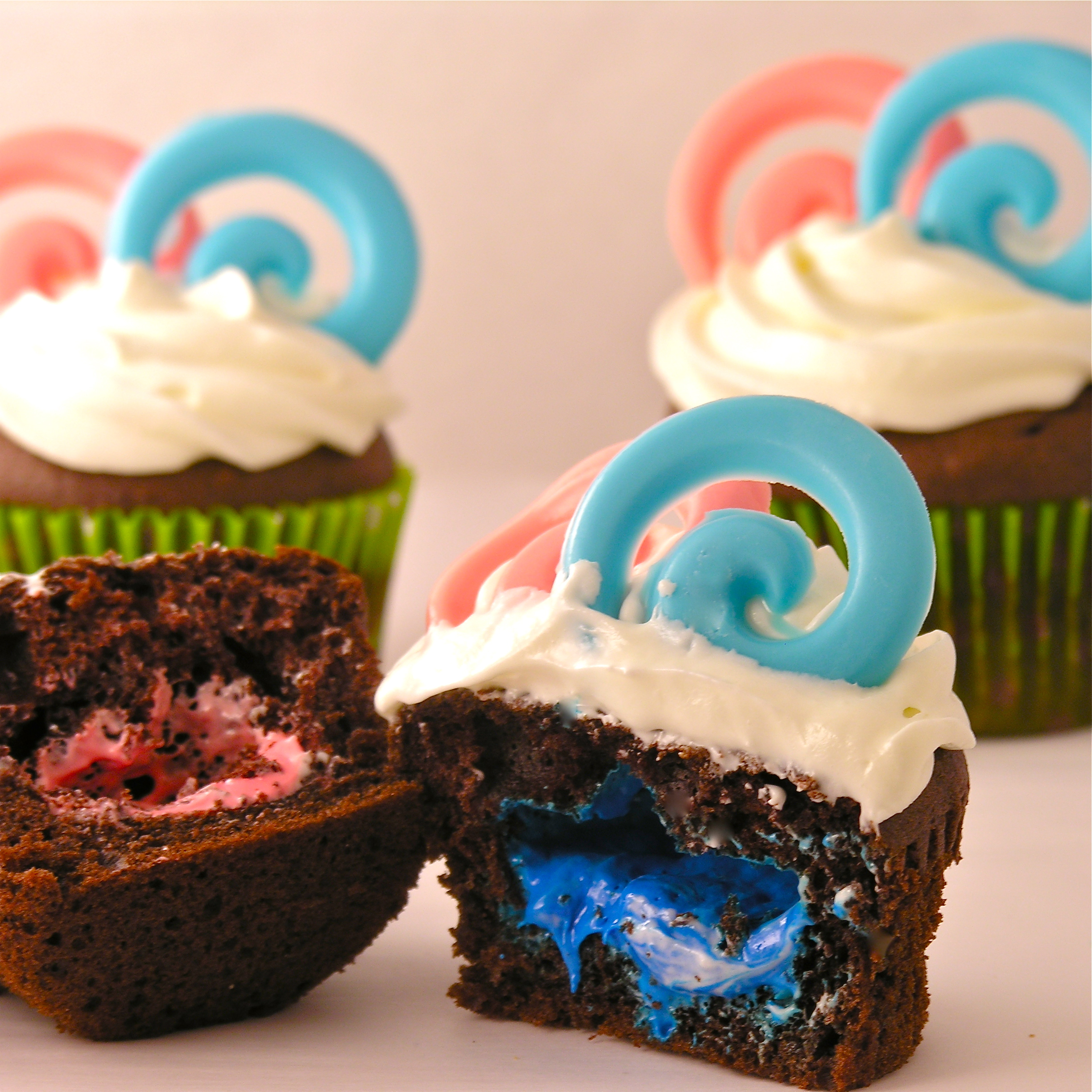 Stunning Gender Reveal Cupcakes 2448 x 2448 · 1983 kB · jpeg