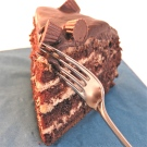 Peanut Butter Cup Layer Cake