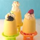 Creamy Mango Pops!