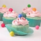 Bubble Gum Cupcakes!