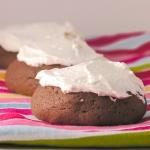 Chocolate drop cookies!