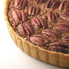 Chocolate Pecan Tart
