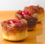 Mini Pineapple Upside Down cake