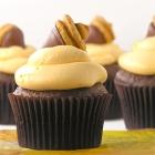 Fall Acorn Cupcakes!