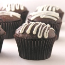 Chocolate lava cupcakes!