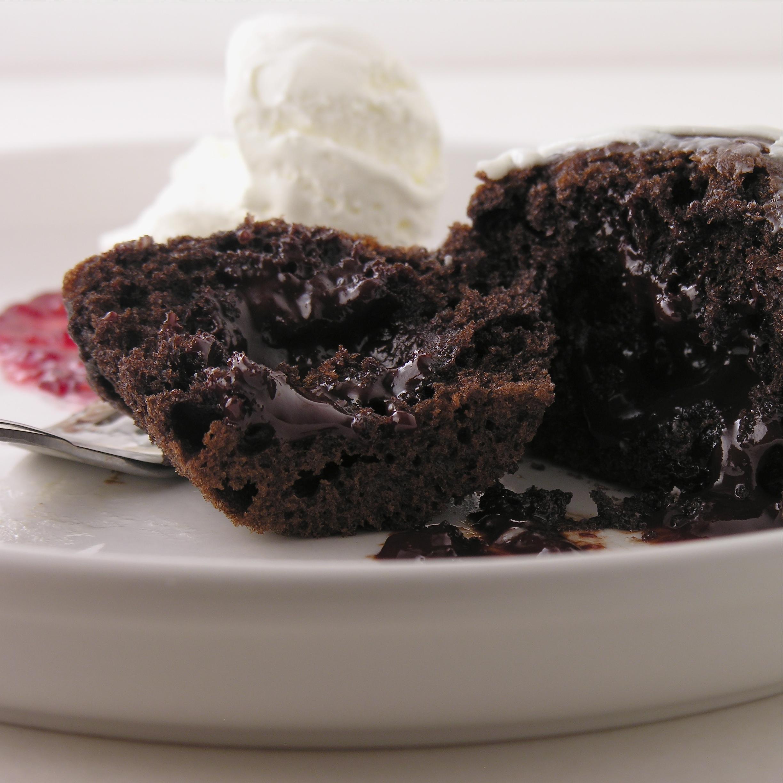 Chocolate Lava Cupcakes Easybaked