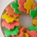 Honey cut-out cookies