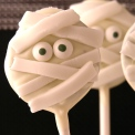 Mummy Oreo Pops!