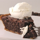 German Chocolate Pie!