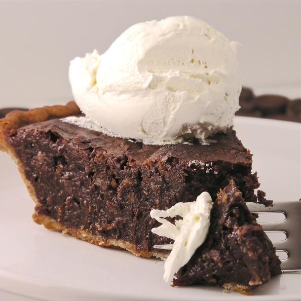 German Chocolate Pie!
