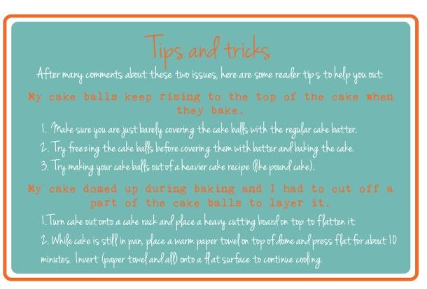 Polka Dot Cake Tips