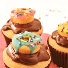 Doughnut cupcakes!!