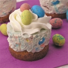 Easter Cheesecake Cups