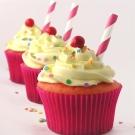 Strawberry Lemonade Cupcakes!!!!!