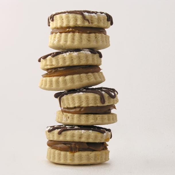 Alfajores- Peruvian Caramel Cookie!