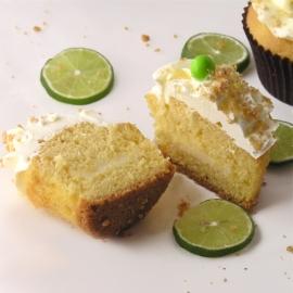 Key Lime Cupcakes!