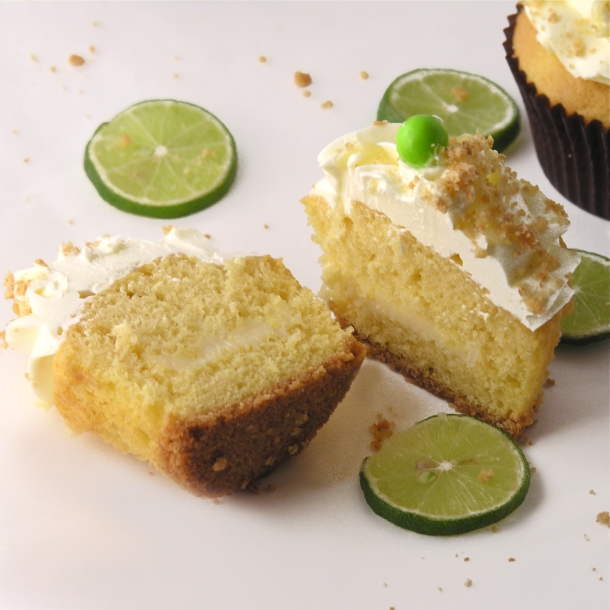 Key Lime Cupcakes!