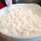 Melt marshmallows