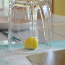Keep fondant under a glass to keep it moist.