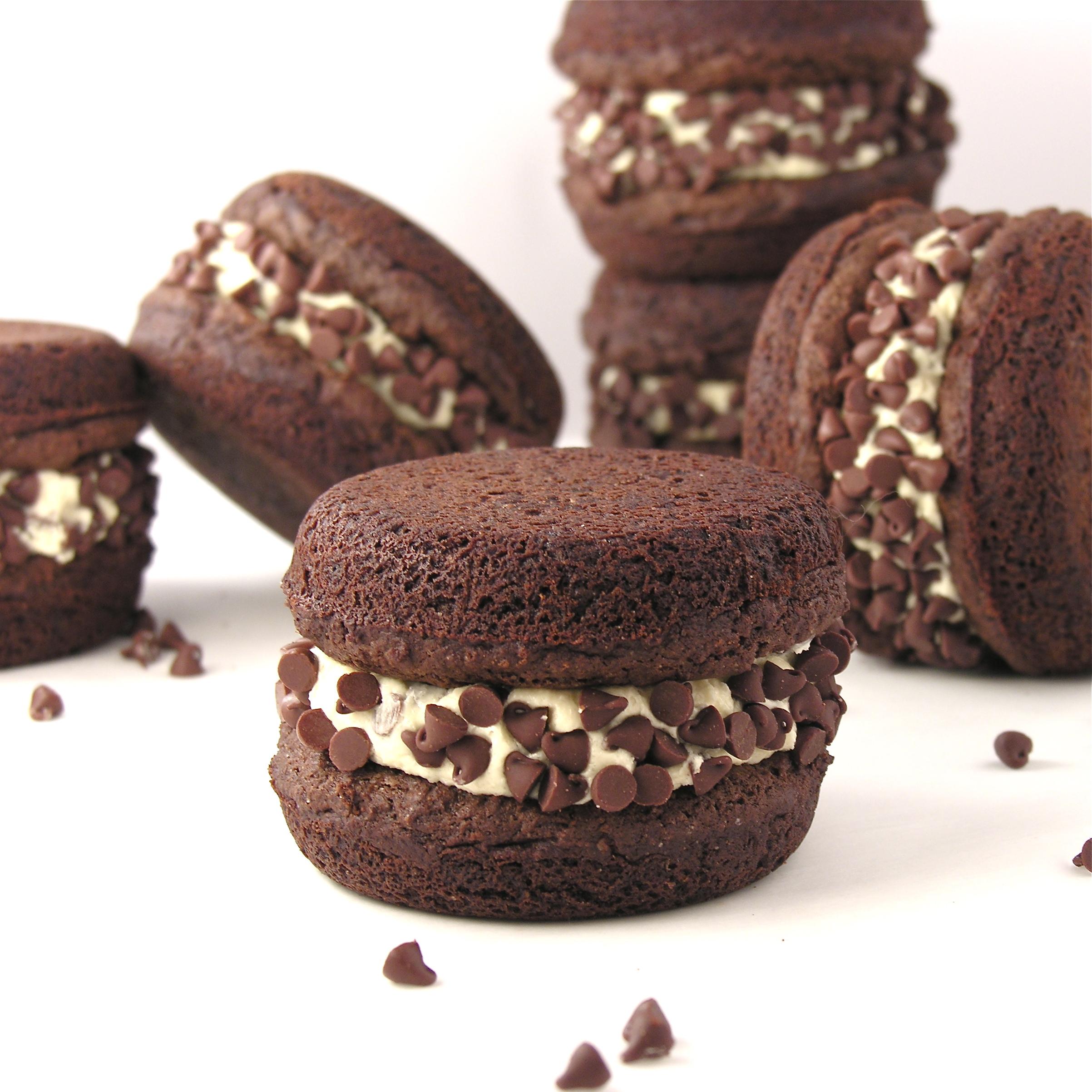 Cookie Dough Whoopie Pies!