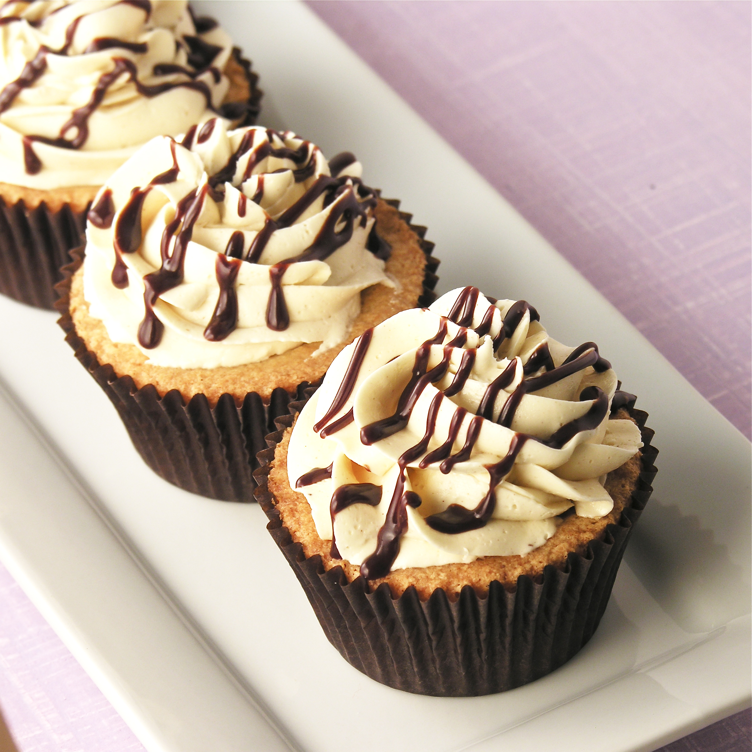 Baileys Irish Cream Cupcakes