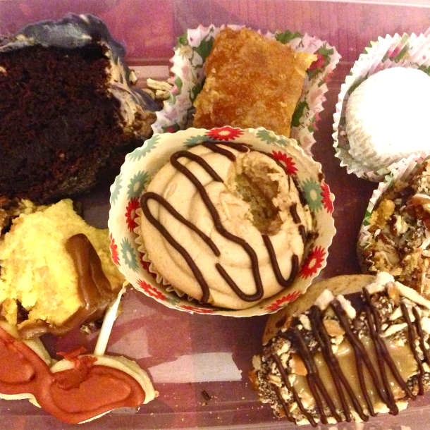 A collection of amazing baked goods!
