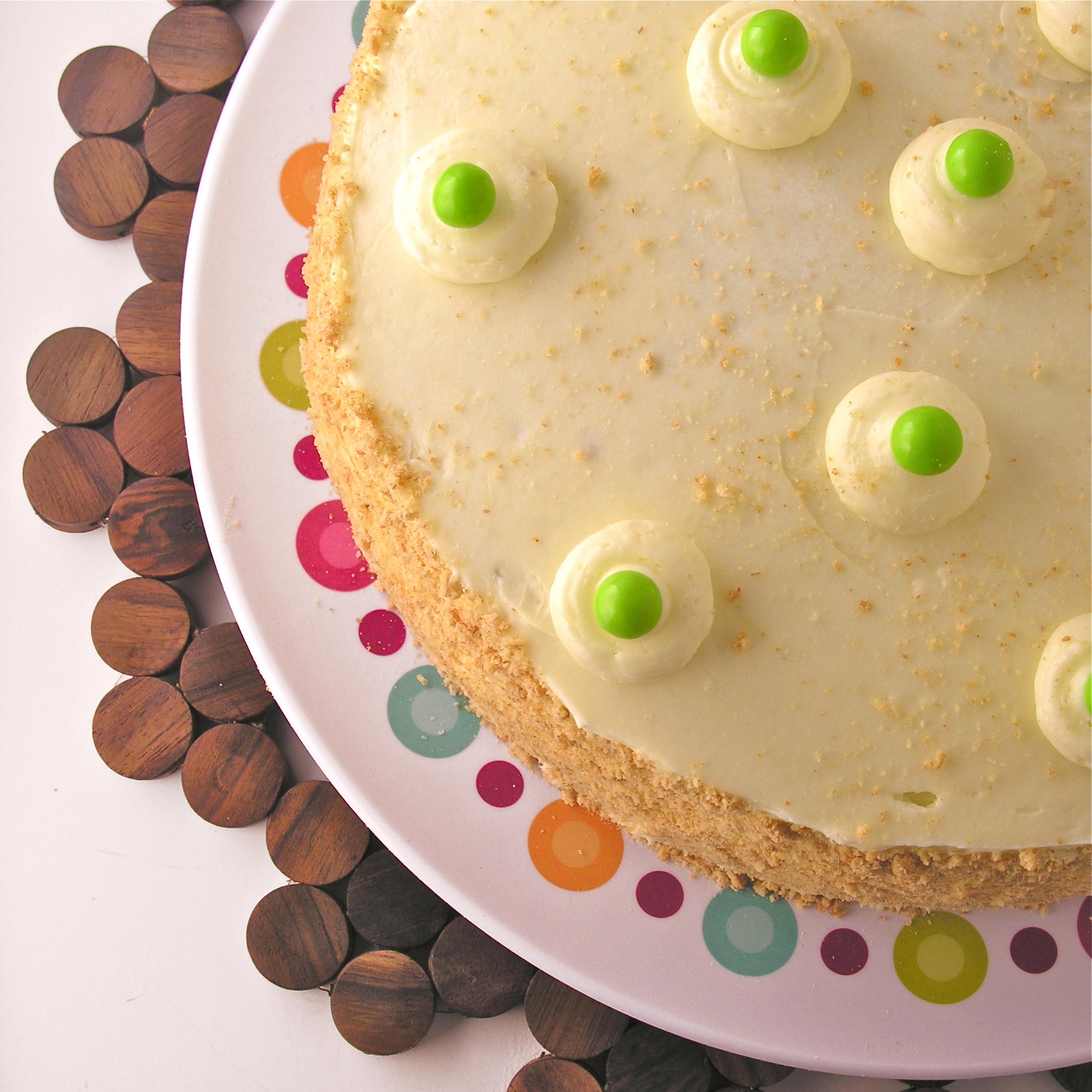 Key Lime Cake!!
