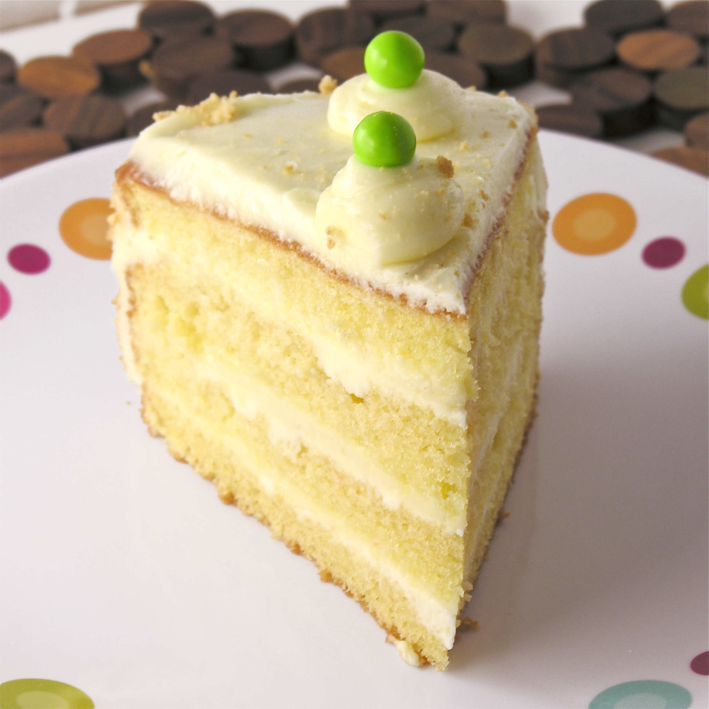 Key Lime Cake Filling Recipe