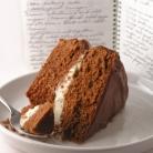 Grandma's Chocolate Cream Cake