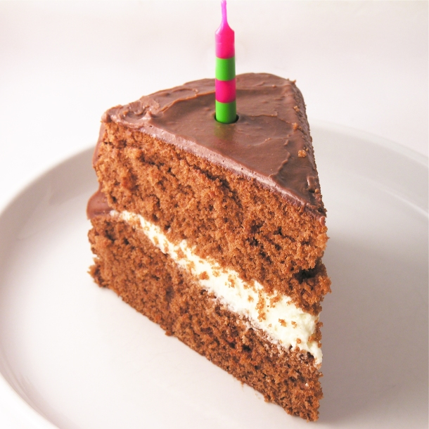 Chocolate Cream Cake!