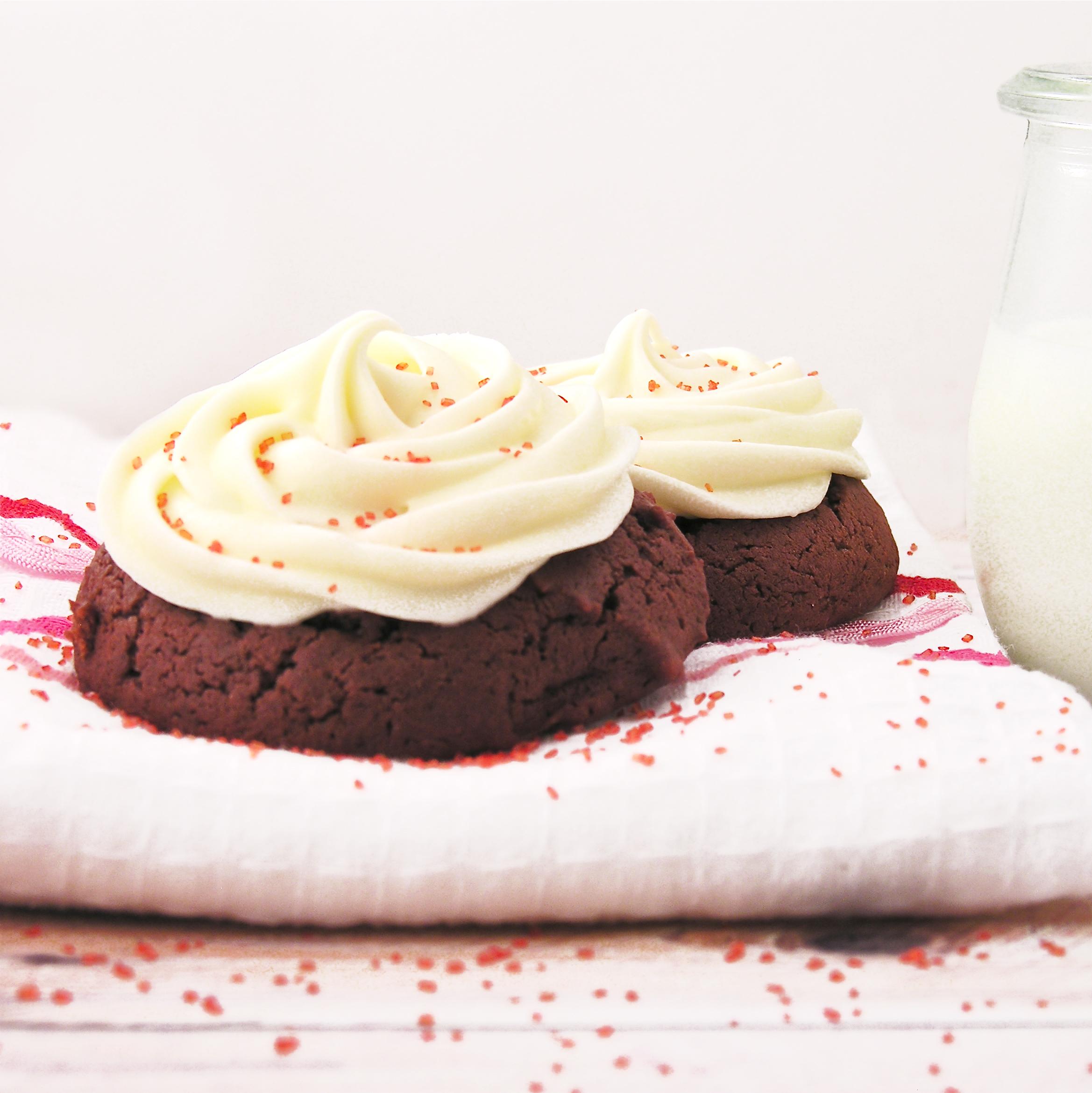 Red Velvet Cookies!!!