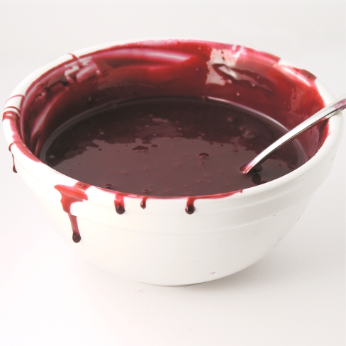 Edible Blood!