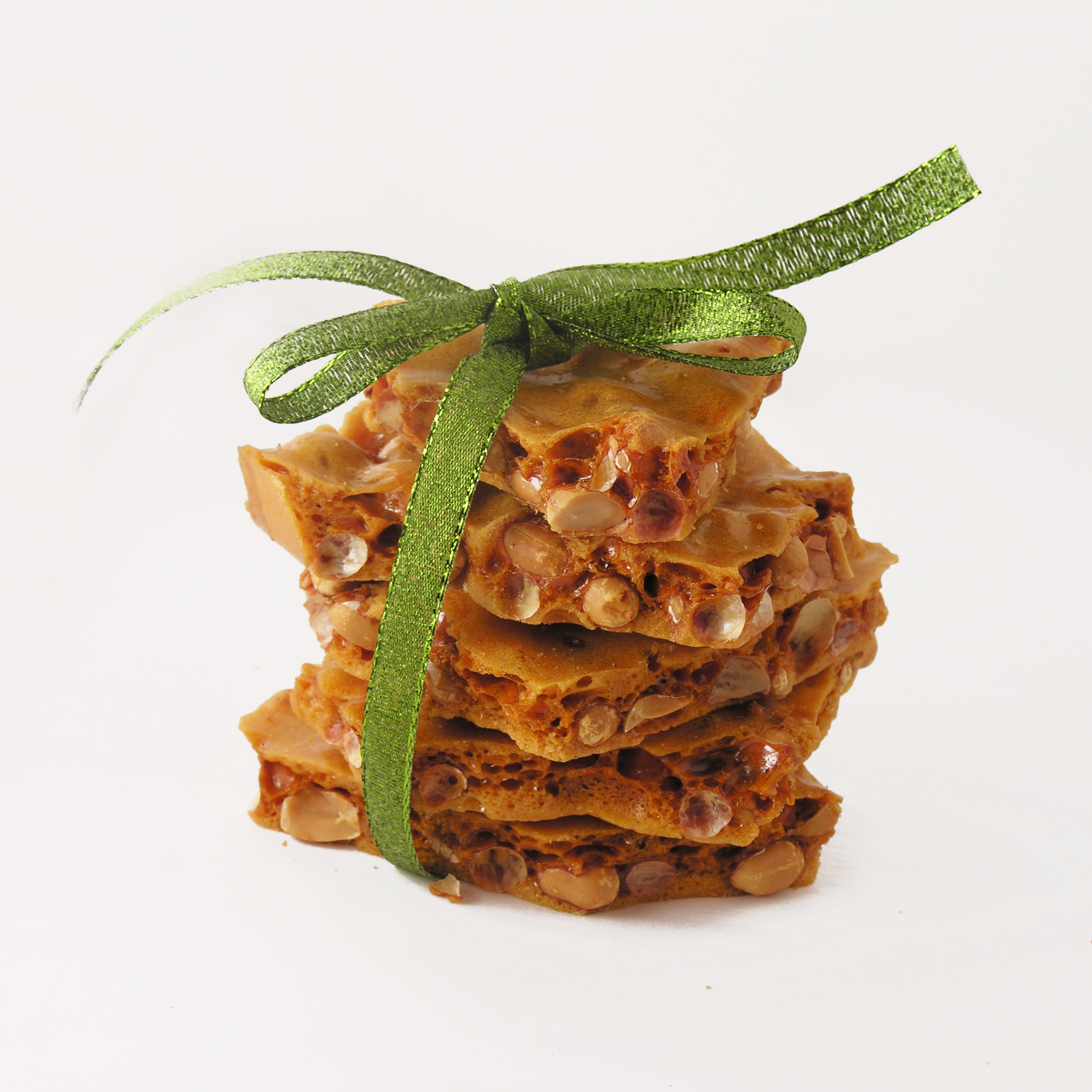 how to make homemade peanut brittle candy