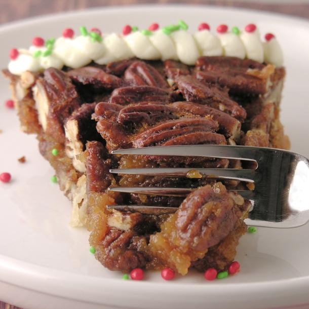 Caramel Pecan Pie3