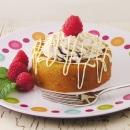 Raspberry Lemon Drop Cakes!!
