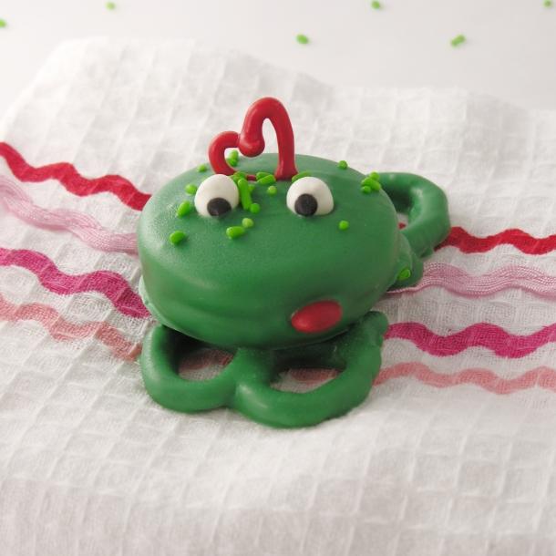 Frog Oreos!