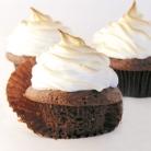 Baked Alaska Cupcakes!!
