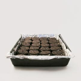 Oreo Caramel Brownies